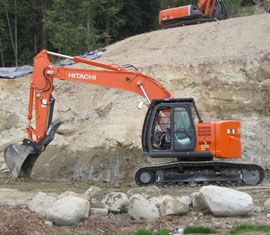 Heavy Equipment Products in Surrey, BC